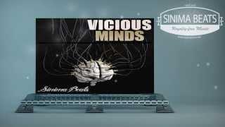 Vicious Minds Instrumental (Dark Midwest style rap beat with dubstep breakdown) Sinima Beats
