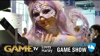 Game TV Schweiz - Lovey Harley   Zürich Game Show
