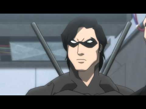 Nightwing/Robin Music Video ( Staind - Please ) amv