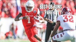 Best Quarterback Runs of the 2015-16 College Football Season || Part I ᴴᴰ