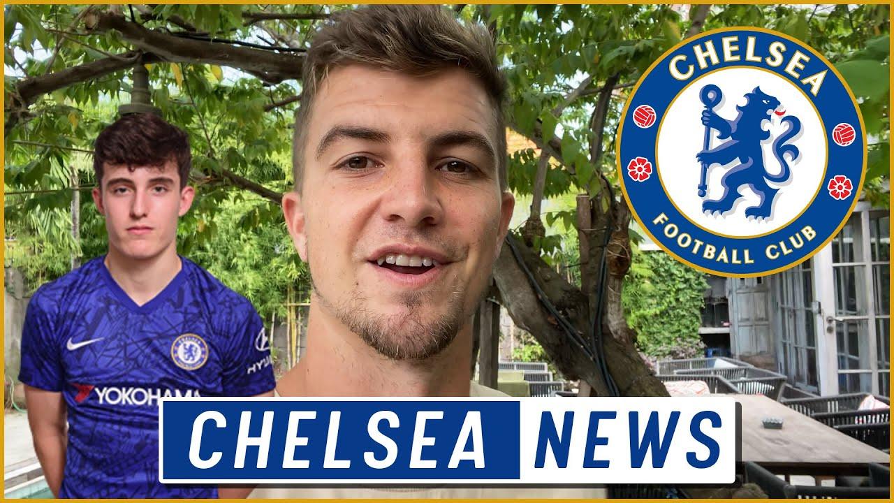 Chelsea FC | The Future of TINO LIVRAMENTO...