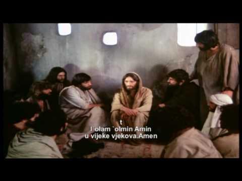 Oče naš na Aramejskom jeziku-(Isusov maternji jezik)