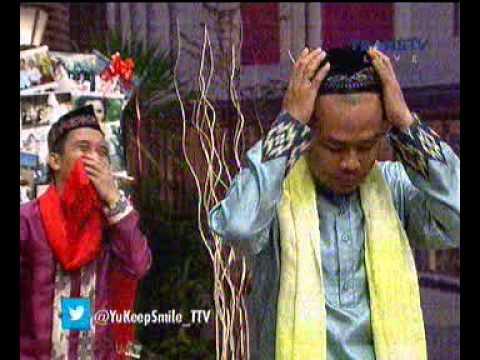 Wendy feat Ustadz Maulana at YKS