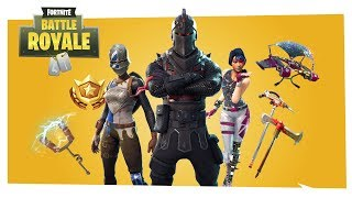 THE BATTLE PASS - All rewards! - Fortnite Battle Royale