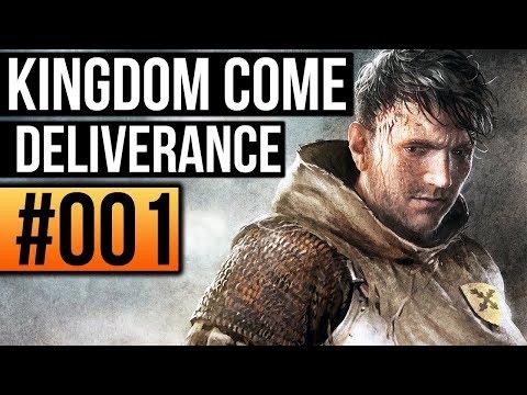 Kingdom Come: Deliverance ⚔️ [001] Heinrichs Geschichte - Let's Play PC Deutsch