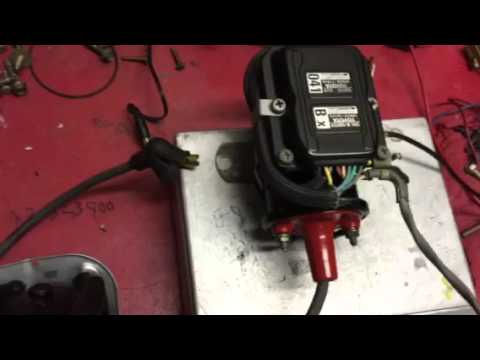 Mr2 Coil Igniter Test Aw11 4age Corolla Fx16 Youtube