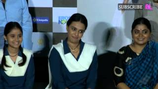 Nil Battey Sannata Movie | Trailer Launch | Swara Bhaskar | Anand L  Rai | Part 2