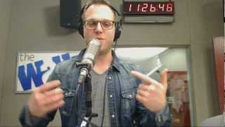 Matthew West live on The Wally Show