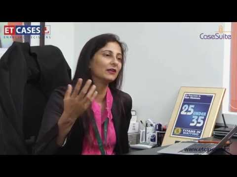 ET CASES CASE SUITE with ANU ACHARYA, Founder & CEO, Mapmygenome.in - I