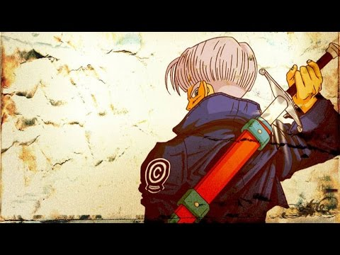 Trunks Tribute Cold But Im Still Here amv
