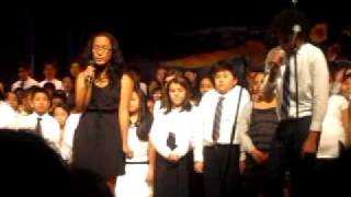 Broken String- James Morrison/ Nelly Furtado I.S. 125 Winter Concert