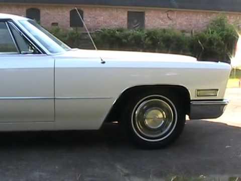 1968 Cadillac Calais Youtube