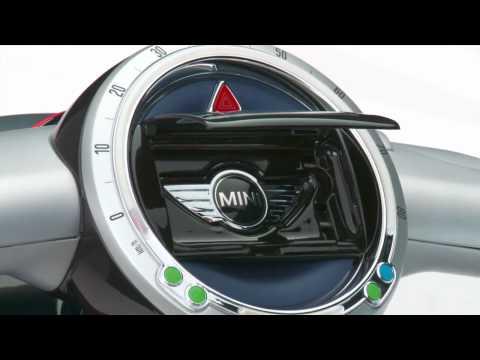 MINI Scooter E Concept for the modern MOD ECO warrior