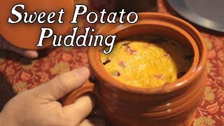 Sweet Potato Pudding - 18th Century Cooking With Jas Townsend And Son S5e11