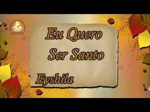 EU QUERO SER SANTO (Eyshila) Playback Legendado