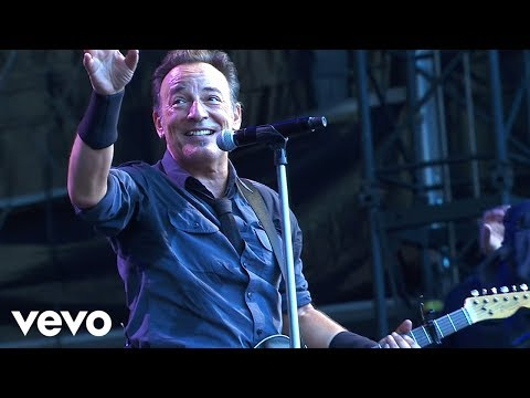 Bruce Springsteen - You Never Can Tell (Leipzig 7/7/13)