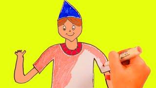 El CUENTO DE PINOCHO PARA NIÑOS. Cuentos Infantiles en español. Lunacreciente