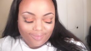 How I apply False Eyelashes Thumbnail