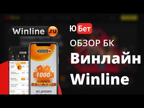 Winline БК / Винлайн  обзор букмекерской конторы, регистрация, скачать Винлайн, отзывы, промокоды