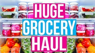 HUGE GROCERY HAUL!!