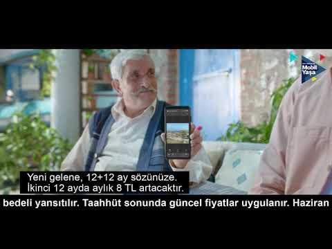 Türk Telekom ile #MobilYaşa! Başlıyor…