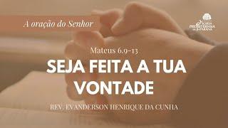 Estudo Bíblico 11/11/2020