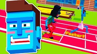 Steppy Pants - Multiplayer 1v1 Update - New Steppy Sprint Mode Gameplay