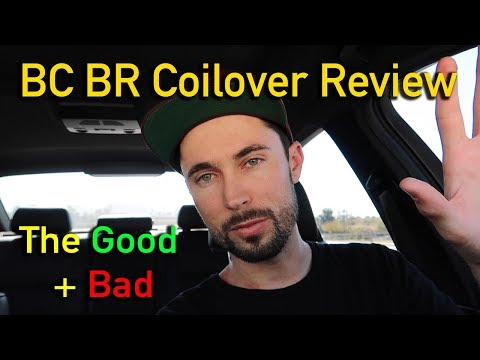 BC BR Coilover Review