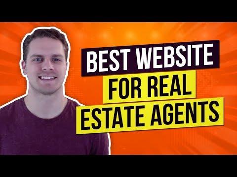 Best Website for Real Estate Agents in 2021