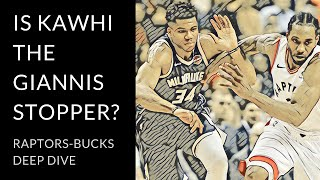 The Giannis Rules   How The Raptors Out Schemed The Bucks