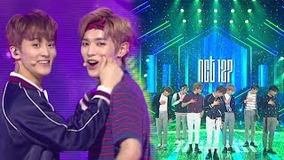 《CUTE》 NCT 127(엔시티 127) - TOUCH(터치) @인기가요 Inkigayo 20180401