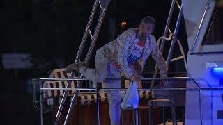 Bandiék felszöknek a jachtra - Jóban Rosszban│Szerda 20.50
