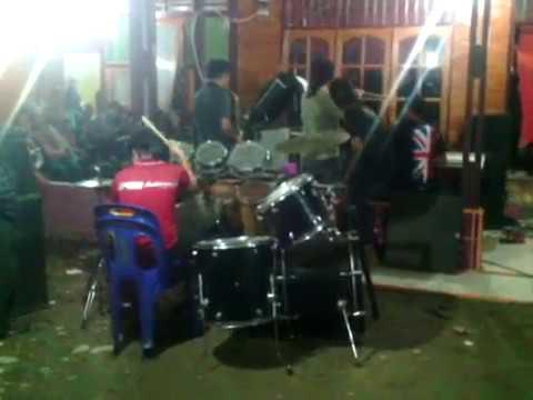 Unique Drum set Gondang Batak