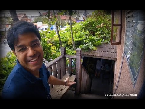 Cheapest Hotel In Ayutthaya, Thailand : A Private Room In 150 Baht (300 Indian Rupees)