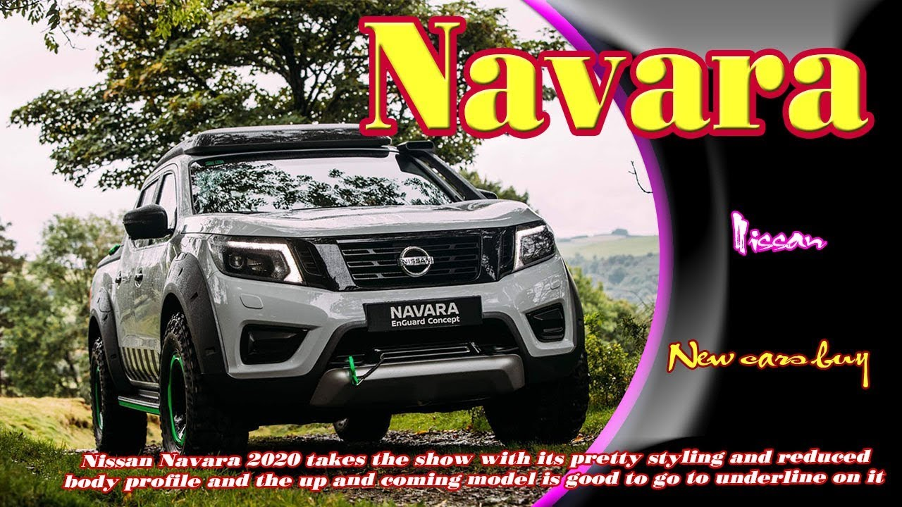 2020 Nissan Navara 2020 Nissan Navara Suv 2020 Nissan Navara