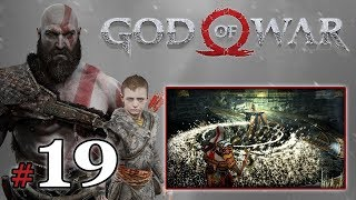 "GOD OF WAR [PS4] (18+) #19 - ""Problemy z porami roku"""