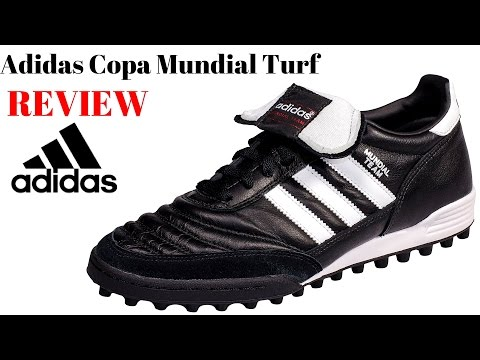 Adidas Copa Mundial Turf Review - YouTube