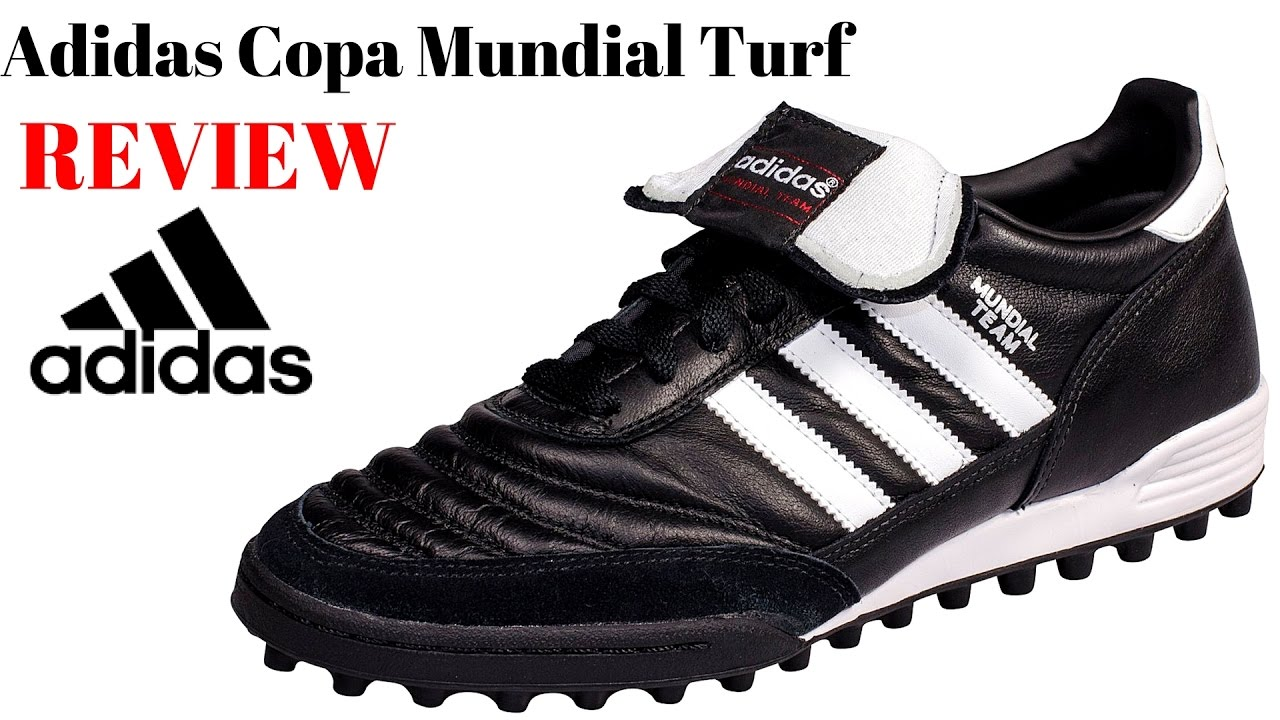 Adidas Copa Mundial Turf Review - YouTube