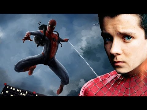 Reports Claim Asa Butterfield Is The New Spider-Man - AMC Movie News