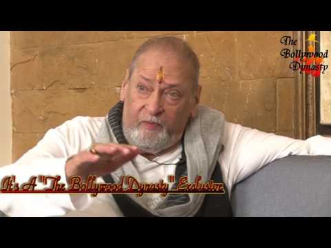 Exclusive Interview Of Shammi Kapoor- As Geeta Bali's Husband And His Career- Part-2