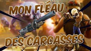 MON PETIT FLEAU DES CARACASSES - FORTNITE SAUVER LE MONDE