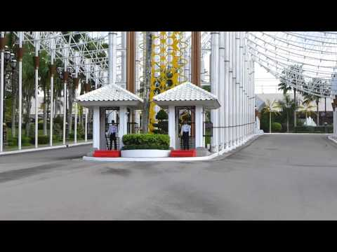 Bandar Seri Begawan, Brunei - Istana Nurul Iman HD (2015)