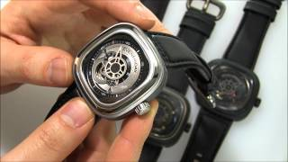 SevenFriday Watches Review   aBlogtoWatch