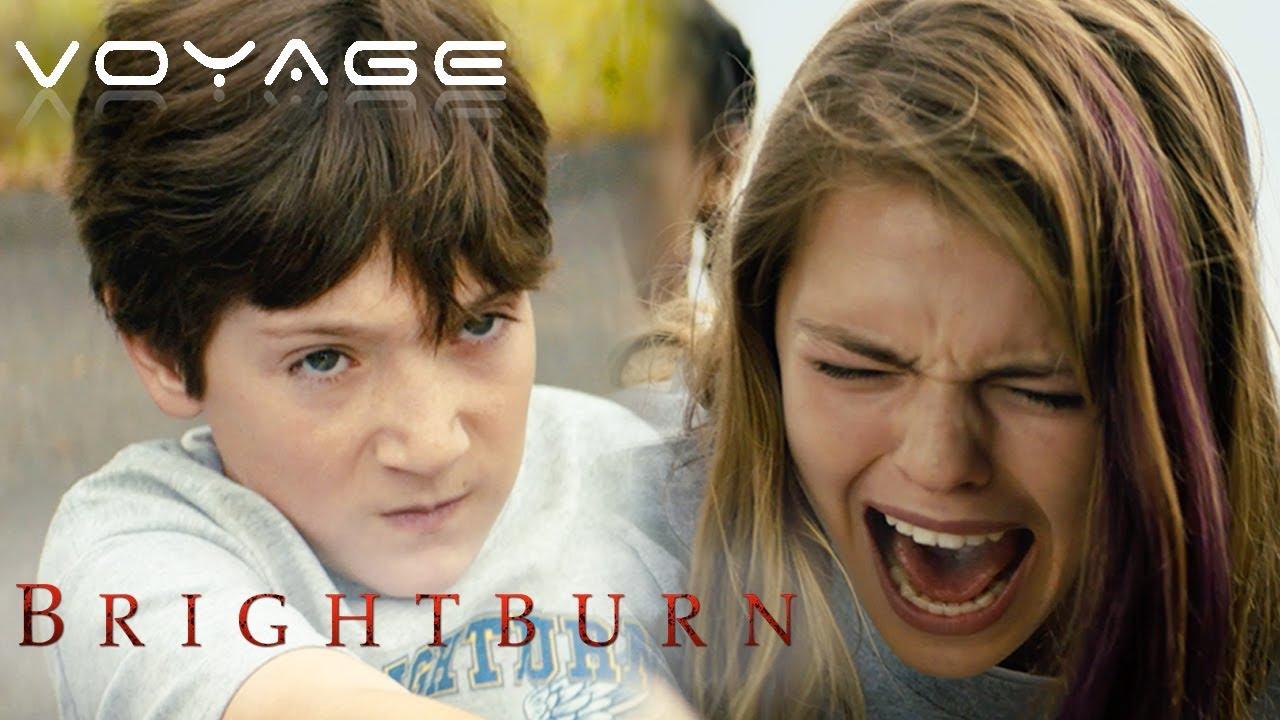 Download Breaking Caitlyn's Hand | Brightburn | Voyage