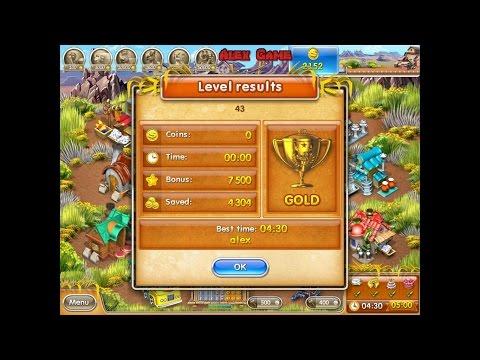 Farm Frenzy 3 American Pie (level 43) Only GOLD Веселая ферма 3 Американский пирог Уровень 43 Золото