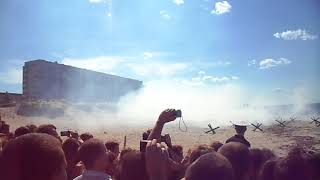 День ВМФ. высадка десанта. Ягры Северодвинск