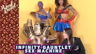 Building an Infinity Gauntlet Sex Machine