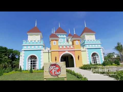 Dominican Republic - Luxury Bahia Principe Fantasia (Day 1) (2017-11)
