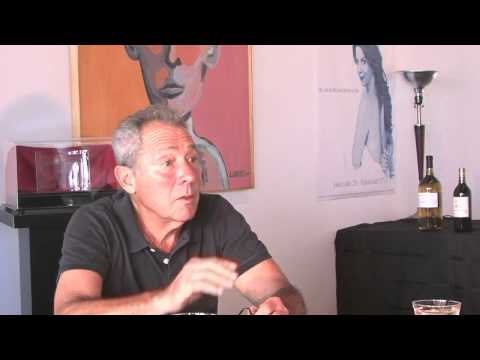 Israel Horovitz Arts Garage Interview
