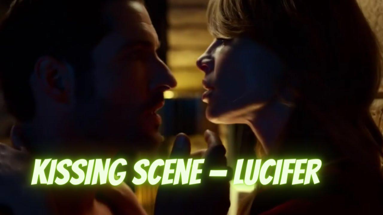 Download Lucifer: Season 5 / Kissing Scene — Lucifer and Chloe [Tom Ellis and Lauren German]